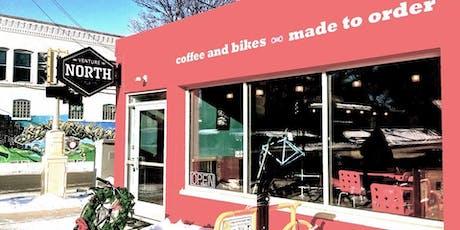Open Bike Work Shop with Venture North tickets