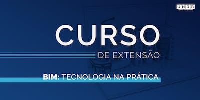 """Curso de Extensão: BIM - Tecnologia na construção civil"""""""