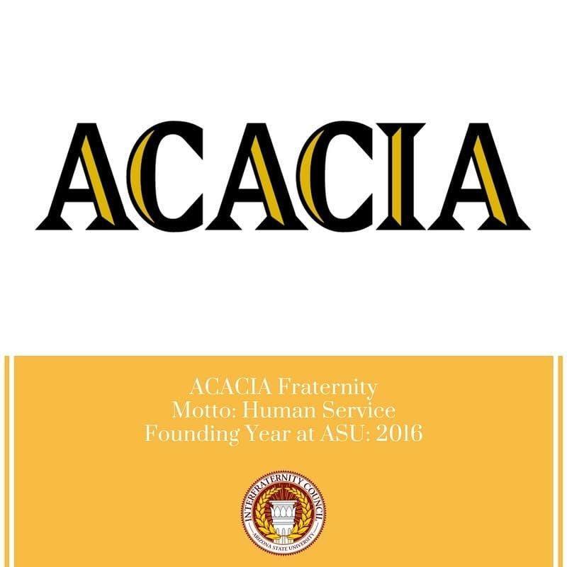 Acacia Alumni Dinner