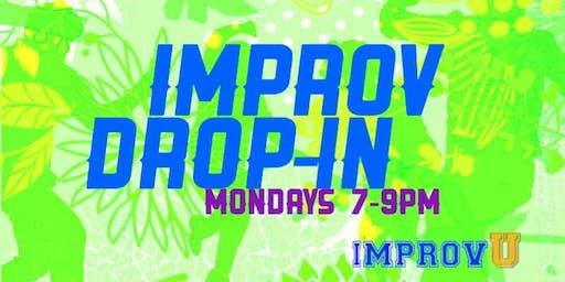 Improv Drop In Class