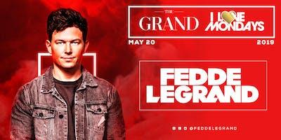 I Love Mondays feat. Fedde Le Grand 5.20.19