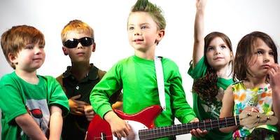 Junior Rockers Rockband Camp 2019