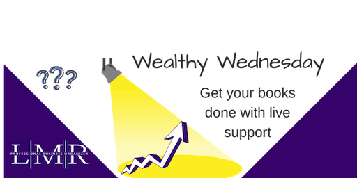 Wealthy Wednesday - Bookkeeping Day