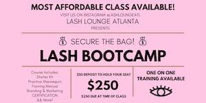 Lash BootCamp - 1 Day Beginner Eyelash Extension...