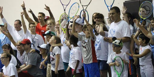 LSA's 2019 Summer USTA Net Generation Adaptive Red Ball Team Tennis Event