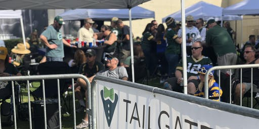 Tampa Bay Buccaneers vs LA Rams Tailgate Party on 9/29/19!