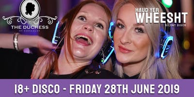 HYW Silent Disco at The Duchess (18+)
