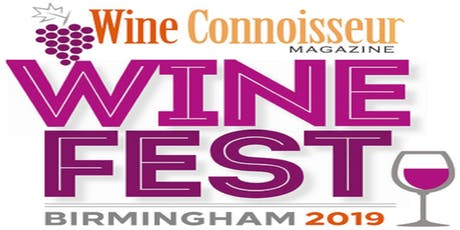 Birmingham Wine Fest 2019 tickets