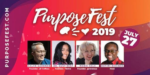 Purpose Fest 2019