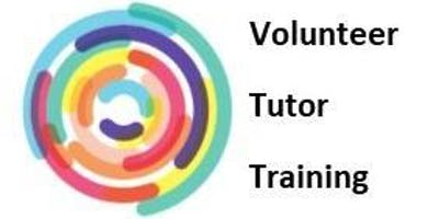 Volunteer Tutor Training - Bendigo