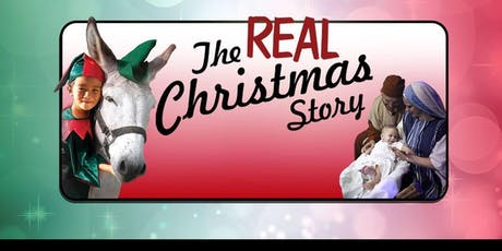 The Real Christmas Story tickets