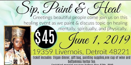 SIP, PAINT, AND PAINT tickets