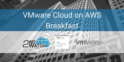 Make Your Move: Your Guide to IT Consolidation & Cost Savings with VMware Cloud on AWS - San Francisco