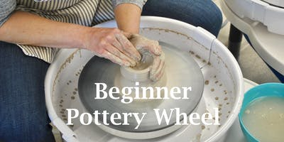 Beginner Pottery Wheel (July 29- September 9)