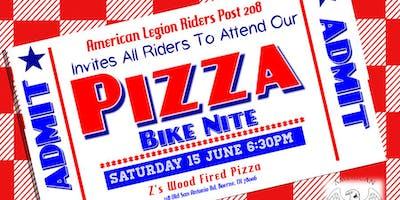 Z's 208 Pizza Bike Nite
