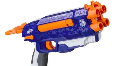 Nerf Blaster Capture the Flag tickets