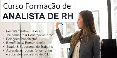 CURSO FORMAÇÃO DE ANALISTA DE RH