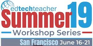 San Francisco Summer Workshops 2019