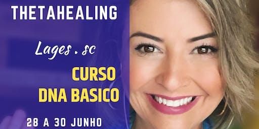Curso  Thetahealing - DNA Básico - Lages - JUNHO
