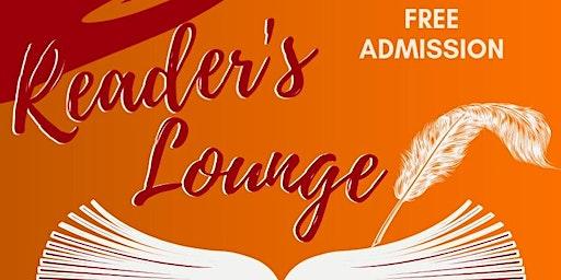 Reader's Lounge Book Exhibit & Author Panel-Monroe, Louisiana