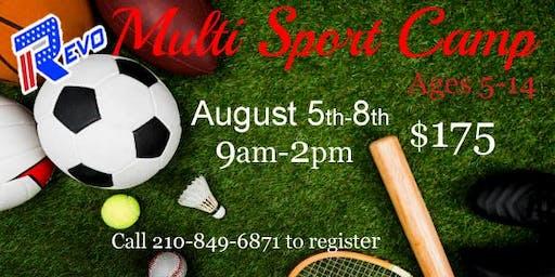 Revo Summer Multi- Sport Camp