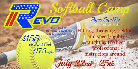 Softball Camp tickets
