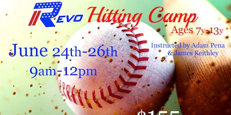 Baseball Hitting Camp tickets