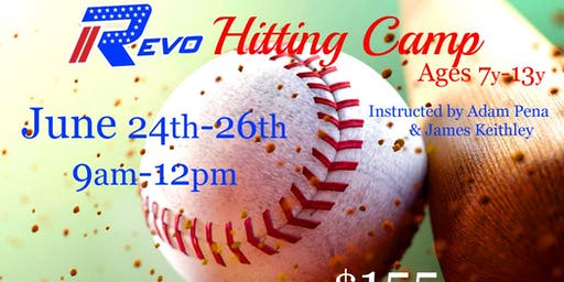Baseball Hitting Camp