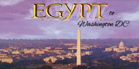 Egypt to Washington DC Tour - Charlotte Bus Trip to Washington DC tickets