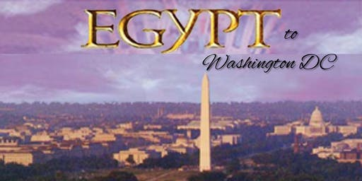 Egypt to Washington DC Tour - Charlotte Bus Trip to Washington DC