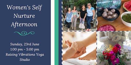 Women's Self Nurture Afternoon tickets