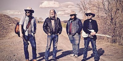 TYLOR & THE TRAIN ROBBERS + JEREMY PINNELL