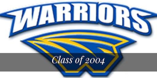 RLHS Class of 2004 - 15 Year Reunion