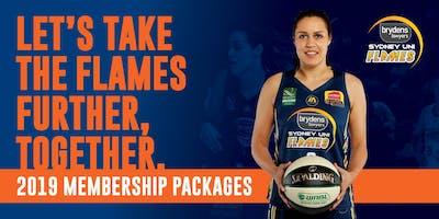 Brydens Sydney Uni Flames 2019/20 Membership