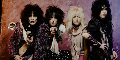 NIGHT OF ROCK! A DJ TRIBUTE TO MOTLEY CRUE, POISON, DEF LEPPARD & OZZY