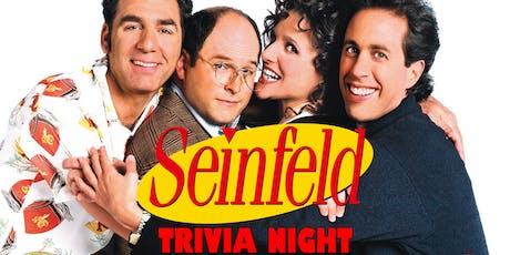 Seinfeld Trivia Night! tickets