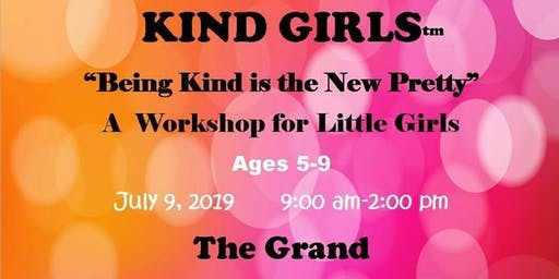 Kind Girls: Being Kind is the New Pretty