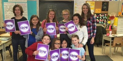 GLOW (Girls Leading Others Wisely)  Facilitator Certification Training