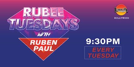 Rubee Tuesday tickets