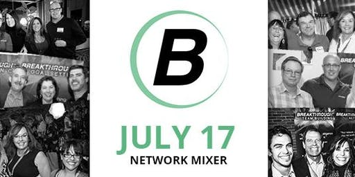 Reno Networking Mixer - Breakthrough Network - July 2019