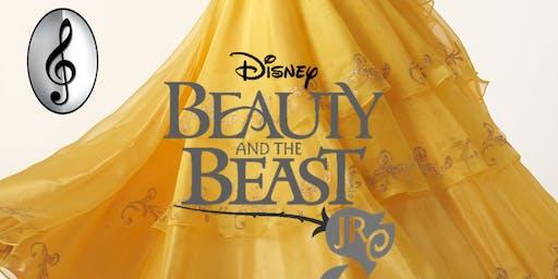 Beauty & The Beast Jr