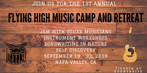 Flying High Music Camp and Retreat