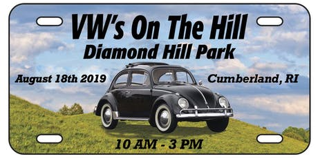 VW's On The Hill Car Show tickets