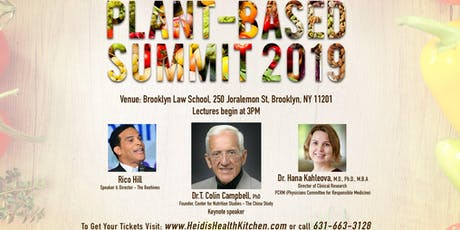 The Plant-Based Summit 2019 tickets