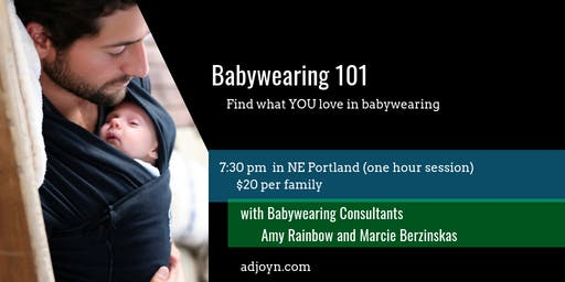 Babywearing 101