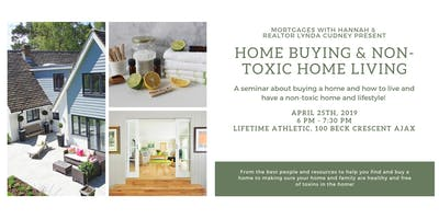 Home Buying and Non-toxic Home Living