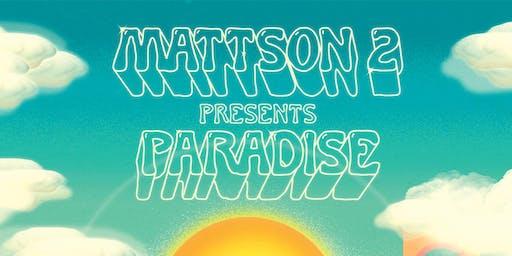 Mattson 2 @ Lodge Room Highland Park