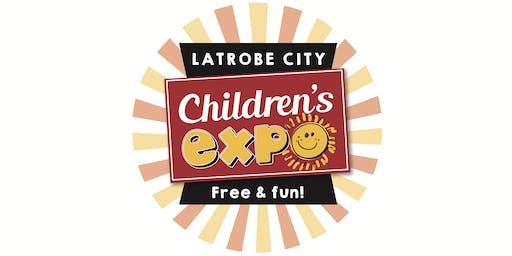 2019 Latrobe City Children's Expo - Stallholder Registration