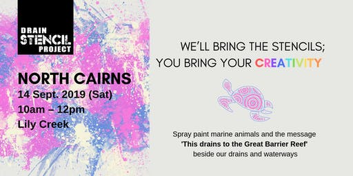 Street Art for our Oceans [14 September – North Cairns]