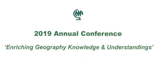 2019 GAWA Conference: Western Australian Geography Curriculum: 'Enriching Geography Knowledge & Understandings''